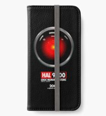 HAL 9000 - Kubrick iPhone Wallet/Case/Skin