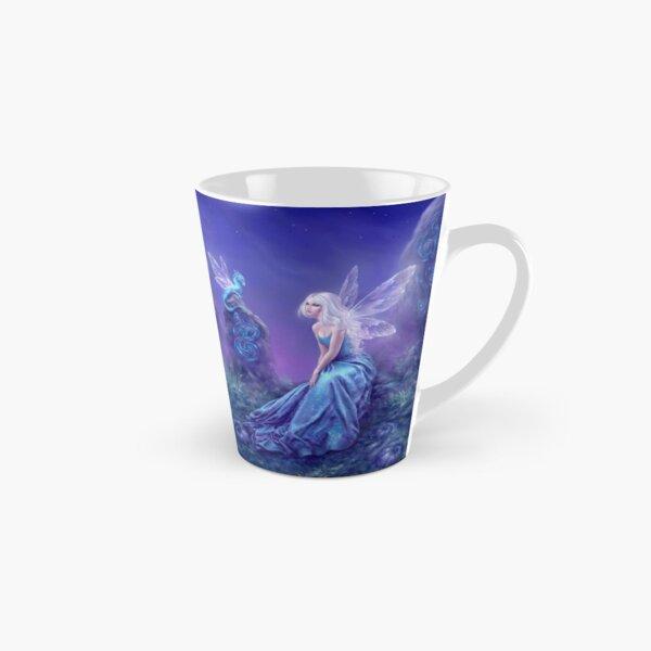 Luminescent Fairy & Dragon Art Tall Mug