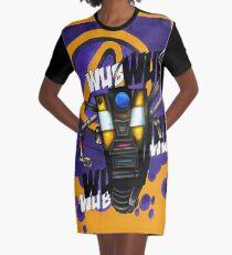 CL4P-TP Graphic T-Shirt Dress