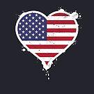 USA Love by zoljo