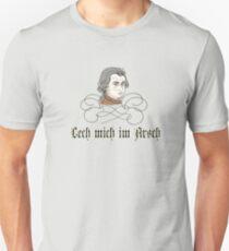 Mozart - Leck mich im Arsch Unisex T-Shirt