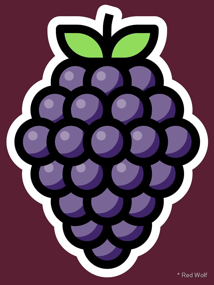 Blackberry by redwolfoz