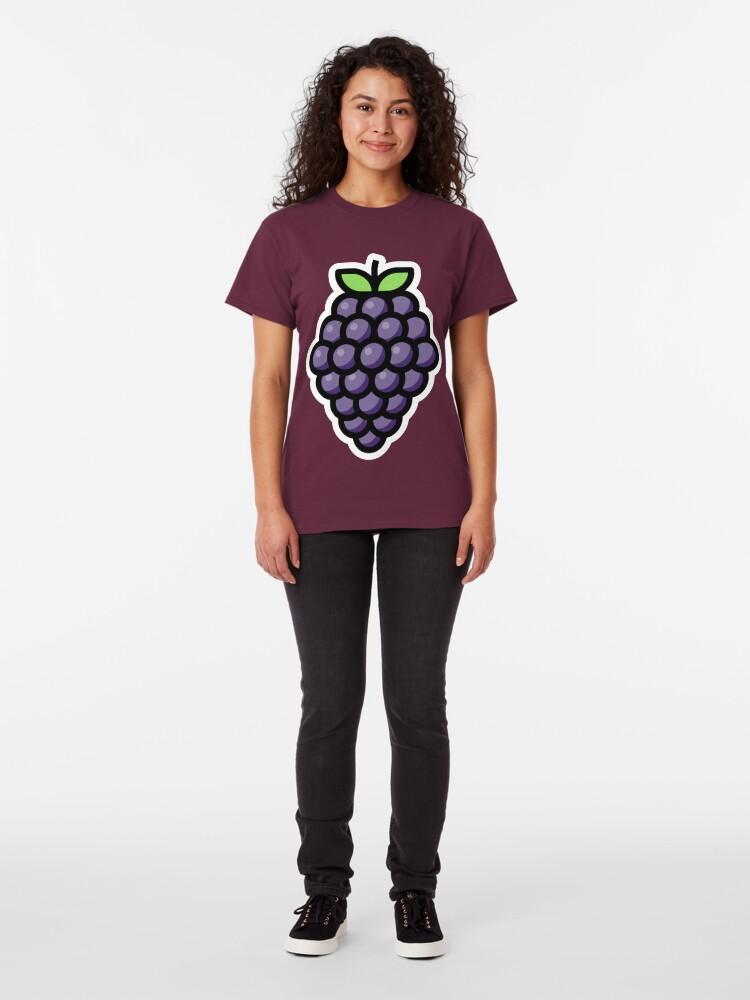 Alternate view of Blackberry Classic T-Shirt