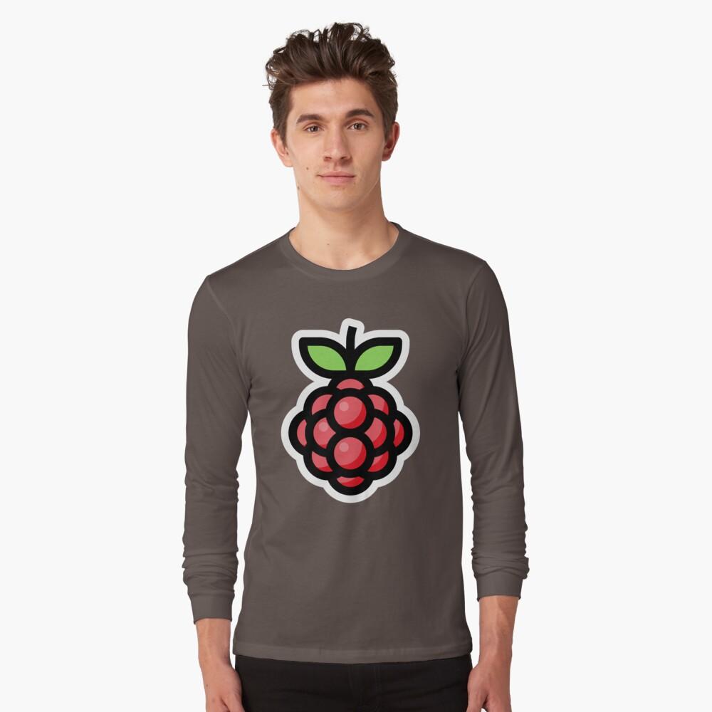 Raspberry Long Sleeve T-Shirt