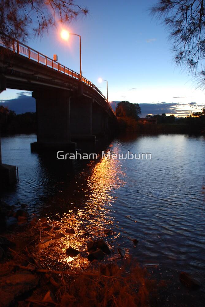 Dumaresque Bridge by Graham Mewburn