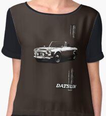 Datsun Fairlady 1967 - Stripe Chiffon Top