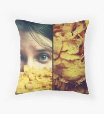 Cornflakes! Throw Pillow