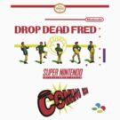 """Drop Dead Fred """"16 Bit"""" by Faction"""