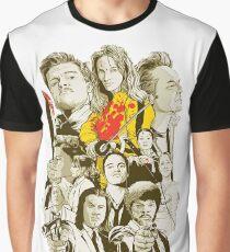 Quentin Tarantino movies Graphic T-Shirt