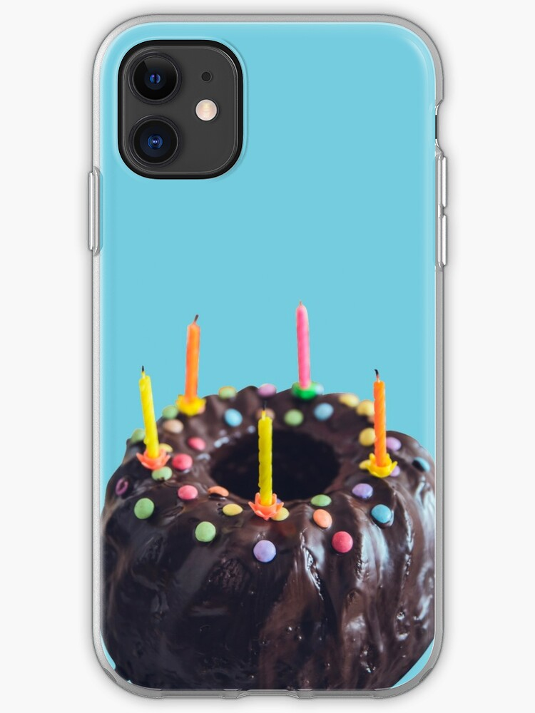 Miraculous Birthday Cake Iphone Case Cover By Karadesign Redbubble Funny Birthday Cards Online Aeocydamsfinfo