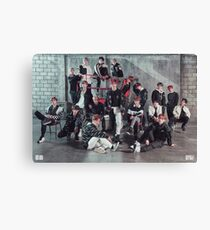 NCT EMPATHY Canvas Print