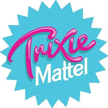Trixie Drag Mattel by SerenaFreak