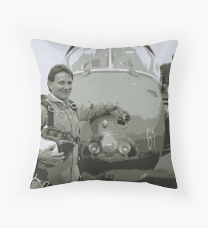 I Didn't Fly This One! Throw Pillow