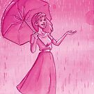 A rainy day by PaperCat-Design