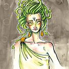The Medusa experiment by PaperCat-Design