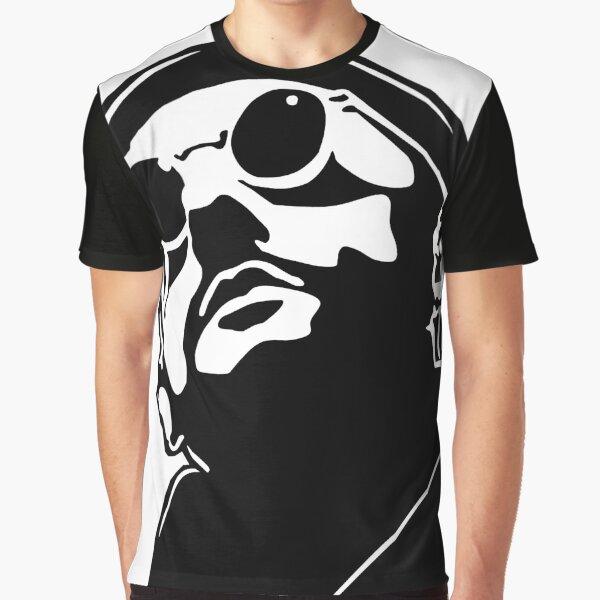 Jean Reno Leon Graphic T-Shirt