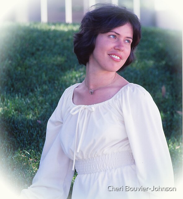 The Beauty In My Soul by Cheri Bouvier-Johnson