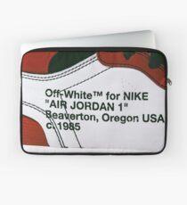 Off White for Nike Air jordan 1 Laptop Sleeve
