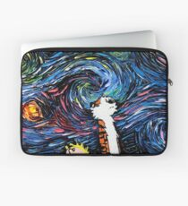 calvin art hobbies Laptop Sleeve