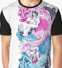 The hallucinated Graphic T-Shirt