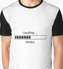Anime Otaku T-shirt graphique