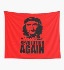 Che Guevara Revolution The Revolutionary of the Last Century Wall Tapestry