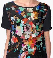 Fashion Art - 785 (Colorful Life) Chiffon Top