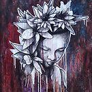Flower Of Beauty  by Shane Grammer