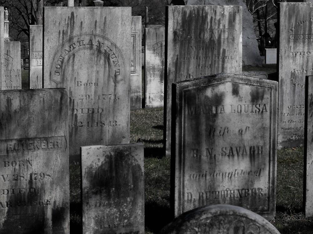 Bennington, Vermont, Cemetery by EMElman