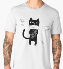 Black Cat Men's Premium T-Shirt