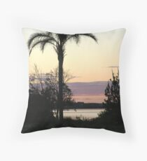 Harrington Sunrise Throw Pillow