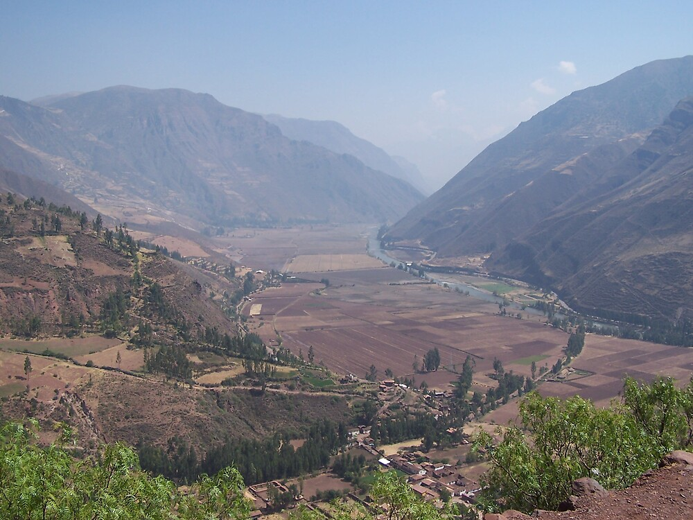 Sacred Valley, Peru by dtomw