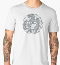 Work On The Verge Of Nothing Men's Premium T-Shirt