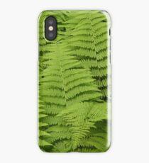 Ferns Fairway iPhone Case/Skin