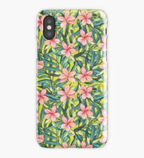 Tropical Passion iPhone Case