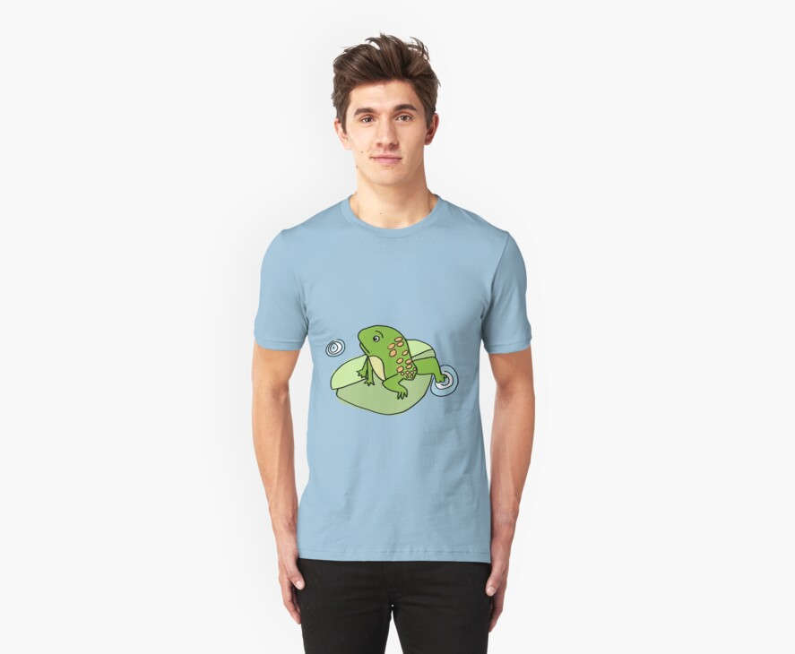 Frog T by Photo Rangers