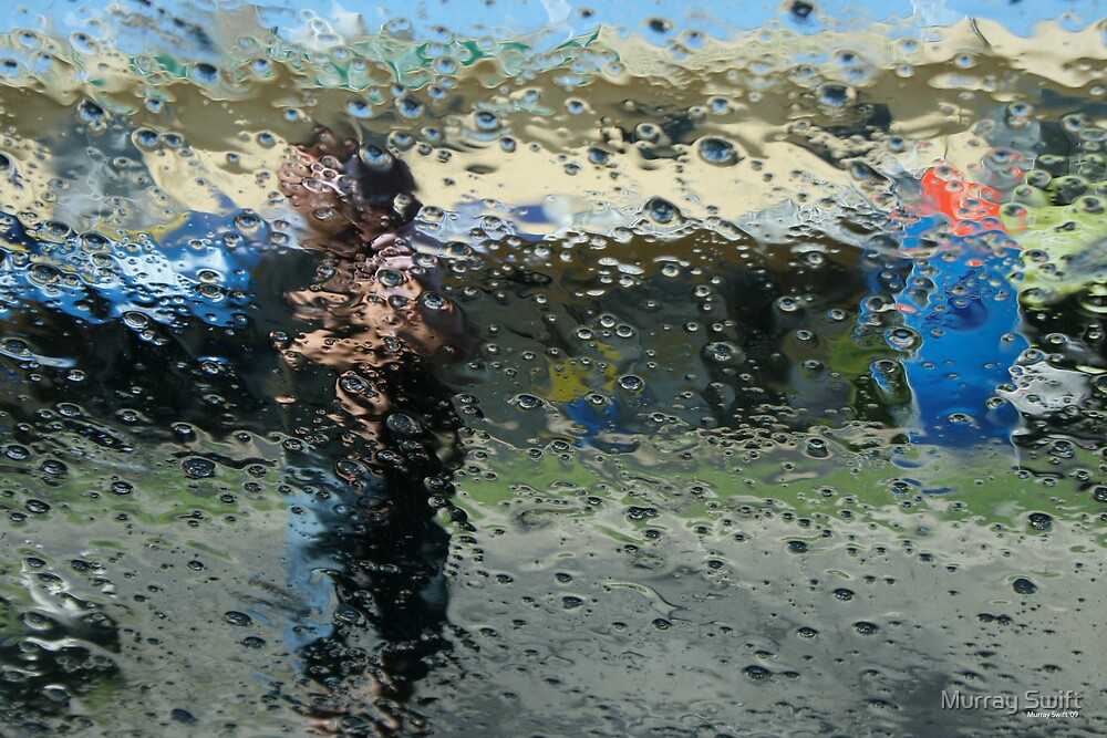 Carwash #1 by Murray Swift