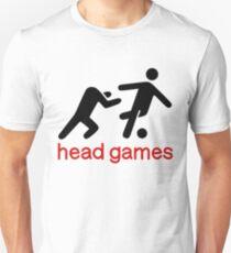 Foreigner Head Games Unisex T-Shirt