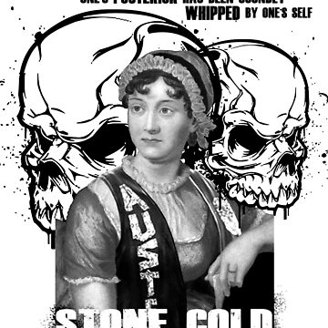 'Stone Cold' Jane Austen 3:16 Quote by OctoberFifteen