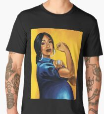 Cardi B! Moneybags and Motherhood Men's Premium T-Shirt