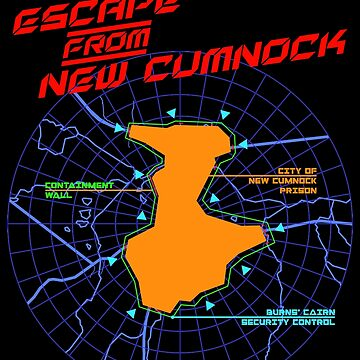 Escape From New Cumnock Title Map by OctoberFifteen