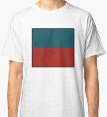 Nautical Flag / Ocean Sea Beach Classic T-Shirt