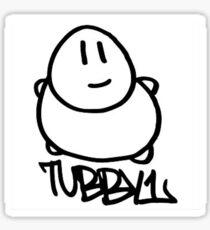 tubby1 Sticker