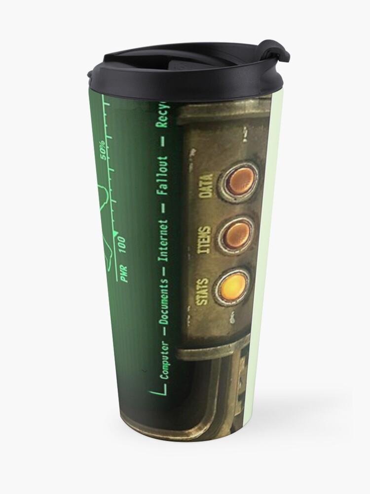 rainmeter | Travel Mug