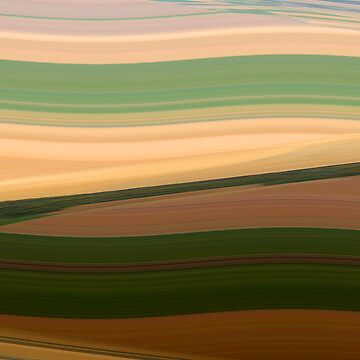 Abstracted Ariel View by orlacahill