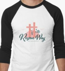 Ruston Way Tacoma Baseball ¾ Sleeve T-Shirt