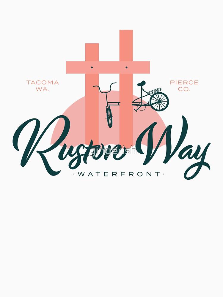 Ruston Way Tacoma by gingerish