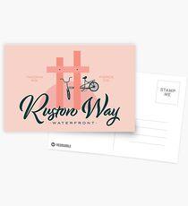 Ruston Way Tacoma Postcards