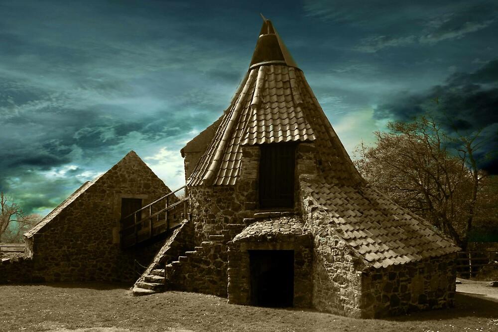 Phantassie Barn by milton