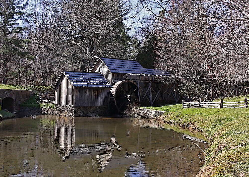 Mabry Mill IV by Lisawv
